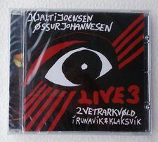 Ossur Johannesen : 2 Vetrarkvold i Runavik & Klaksvik ~ Brand New & Sealed CD