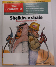 The Economist Magazine Sheikhs V Shale December 2014 053015R