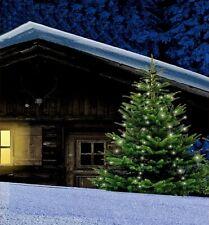 LED Lichterkette 480 LEDs Weihnachtsbaumbeleuchtung 3,2m Timer Beleuchtung Kegel