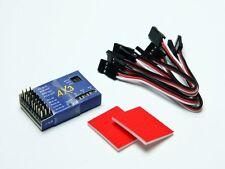 Master Flight Control AX3 3-Achs Stabi-Set für Flächenmodelle incl. Patchkabel!
