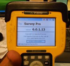 Tds Tsc2 Data Collector with survey pro