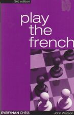 Play the French 3rd edition John Watson used paperback