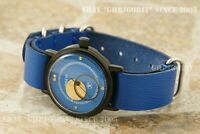 AWESOME Rare USSR Soviet Space style wrist watch Raketa 2609 Copernicus BLUE NOS