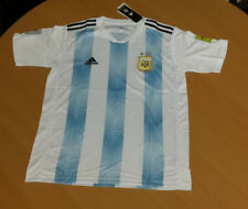 Argentina Football Jersey Home Size M / World Cup 2018 / Brand New.-