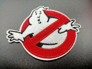 parche cazafantasmas pelicula Ghostbusters eighties slimer disfraz custom puft
