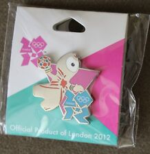 Mascot Handball London 2012 Olympics Pin NEW