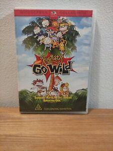 Rugrats Go Wild - DVD - Region 4