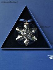 swarovski christmas star ornament 2008