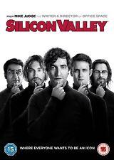 SILICON VALLEY SEASON 1 - DVD - REGION 2 UK