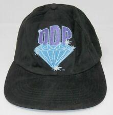 Vintage WCW Diamond Dallas Page Hat - DDP Cap Wrestling Strapback Black WWE WWF