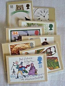 GB 1993 - Mint PHQ Cards