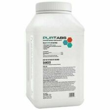 PURTABS Hospital Gr. viral disinfect - 256 Ct Effervesent 13.g Tablets-virucide