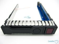 "HP G8 Gen8-9 651687-001 SFF 2.5"" HDD Tray Caddy DL380p DL360p DL160"
