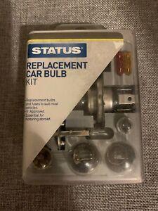 Status Replacement Car Bulb Kit