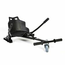 Kart para hoverboard silla asiento hoverseat patinete electrico hoverkart negro