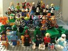 Lego Disney Minifigures -  Series 1 + 2 + Others - You Pick Your Minifigs!
