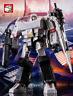 "BPF 8"" Oversized SIEGE Optimus Prime Megatron Transformers Action Figure Toy"