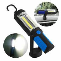 Lampada lavoro LED COB per autoGarage meccanico Home CampTorcia elettrica BLU