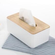 NEU Tissuebox Kosmetiktücher box Taschentuchspender Kosmetiktuch Tücher Deko~
