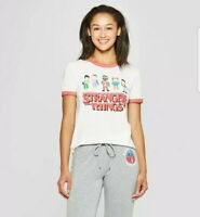 STRANGER THINGS 2 80s ARCADE Graphic PIXELS Will Mike 11 Lucas DUSTIN Shirt XL