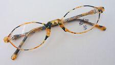 Ovale Unisex Brillenfassungen aus Plastik