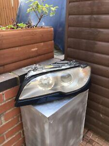 OEM Bmw E46 Coupe Convertible Xenon Headlight Headlamp Complete Facelift