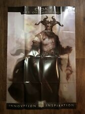 """EVGA Art of The Game Innovation Inspiration Poster, 34"""" X 23"""" New"""