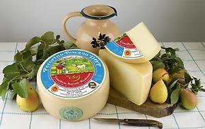 Pecorino Toscano DOP 30 Days Aged cheese - whole Wheel 4 Lbs