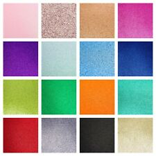 Glitter Card A4 / Sample Sheet Ultra Low Shed Cardstock Arts & Crafts 250gsm