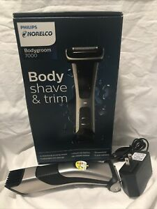 Philips Norelco Electric Cordless Body Trimmer - BG7030/49 (NOB)
