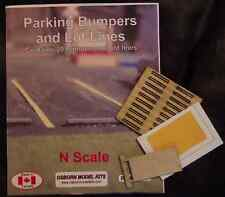 Osborn Models 3097 - Parking Bumpers - N Scale