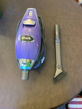 Shark  Rocket Deluxe Pro Upright Vacuum - Purple. Works No Attachments