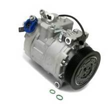 A/C Compressor with Clutch Nissens 89214 for BMW 528i 525i E89 E61 E60