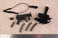 1/6 Scale DAMTOYS SDU Assault Team Leader HK53 SUBMACHINE GUN ACCESSORIES SET