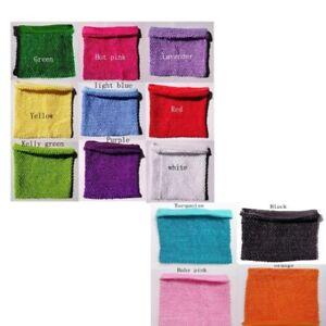 Lined Crochet Tube Top Tutu Supplies Pettiskirt 8 x 10 Inches