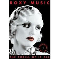 Roxy Music-The Thrill of It All: A Visual/History 1972-1976