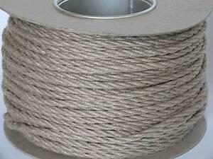 'Everlasto' Entortillé Jute Artisanat Corde/Ficelle/Cordon - 8MM & 10MM - Divers