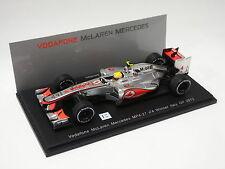 Vodafone McLaren MP4-27, No.4, Winner L. Hamilton Italy GP 2012 SPARK 1/43 S3047