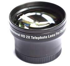 Telephoto Lens HD for Samsung NX300 NX2000 NX1100 NX1000 (For 16 or 20-50mm)