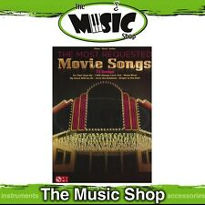 New Most Requested Movie Songs PVG Music Book - Piano Vocal Guitar