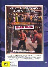 HARD TIMES DVD ( CHARLES BRONSON ) NEW