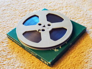 """One 7"""" inch Reel to Reel Tape in Near Mint condition Style 2"""