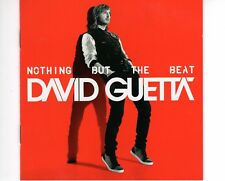 CD DAVID GUETTAnothing but the beat2CD VG++/EX (A1166)