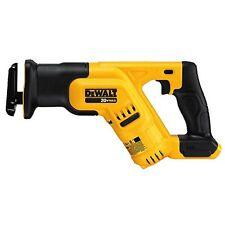 DEWALT DCS387B 20-Volt MAX Saw Hand Tool Compact Reciprocating Jobsite Crafts