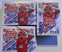 2021 Topps Series 1 Baseball 7 Pack Blaster Box - Factory sealed 1blaster