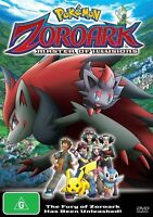 Pokemon - Pokemon Zoroark - Master Of Illusions : Movie 13 (DVD, 2011)