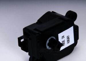 HVAC Heater Blend Door Actuator ACDelco GM Original Equipment 15-74128