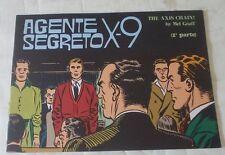 AGENTE SEGRETO X-9 (YELLOW KID nr. 71 - ed. Comic Art)