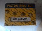 840940-M91 840 940 M91 Massey Harris Ferguson Tractor 4 Cylinder Piston Ring Set