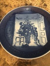 New Royal Copenhagen 2000 Christmas Plate